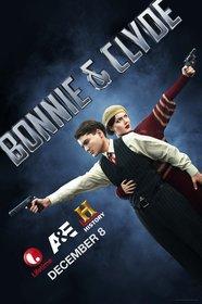 Постеры сериала «Бонни и Клайд»