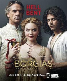 Постеры сериала «Борджиа»