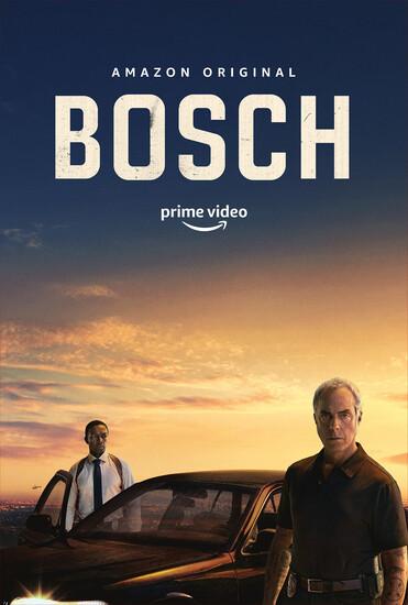 Постеры сериала «Босх»