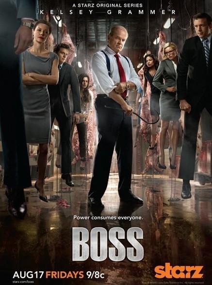 Босс, постер № 1