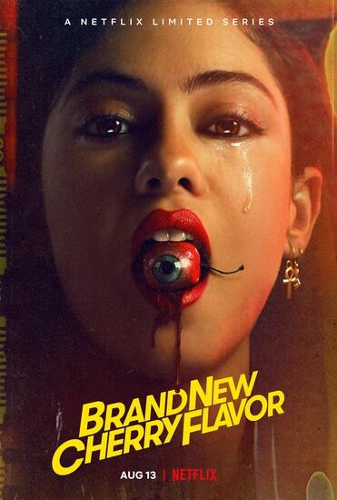 Постеры сериала «Новый вишнёвый вкус»