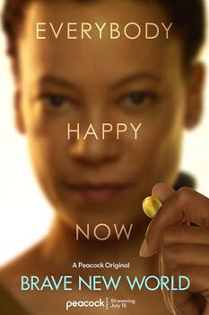 Постеры сериала «О дивный новый мир»