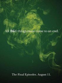 Постеры сериала «Во все тяжкие»