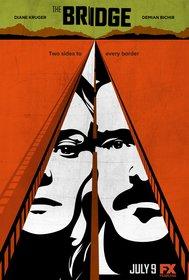 Постеры сериала «Мост»