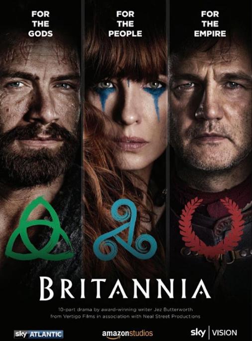Британия, постер № 1