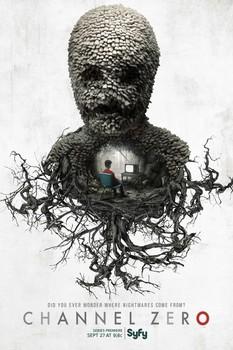 Постеры сериала «Нулевой канал»