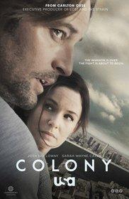 Постеры сериала «Колония»