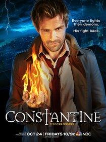 Постеры сериала «Константин»