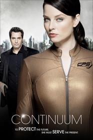 Постеры сериала «Континуум»