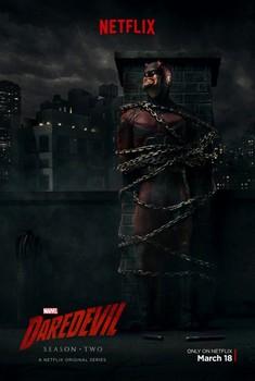 Постеры сериала «Сорвиголова»