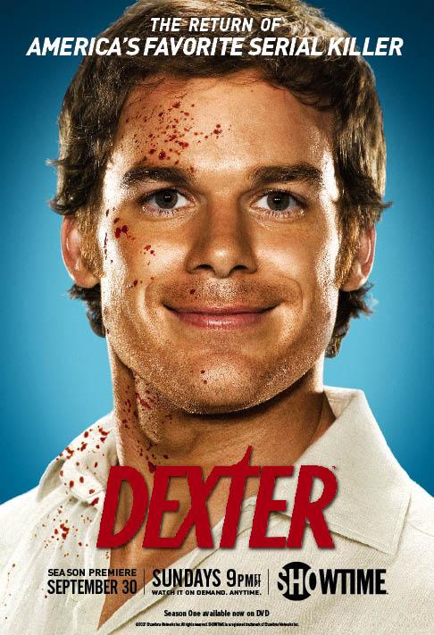 Декстер, постер № 3