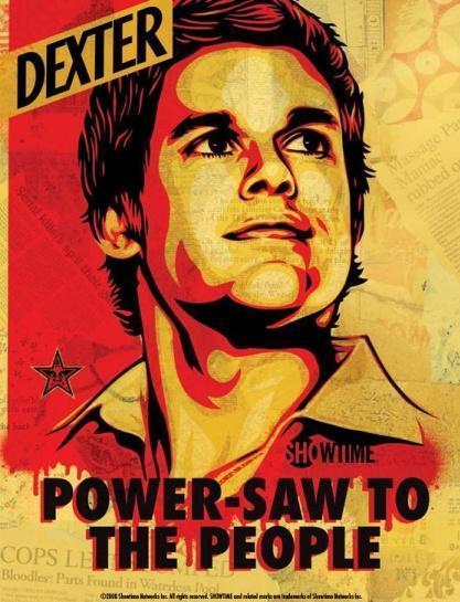 Декстер, постер № 4
