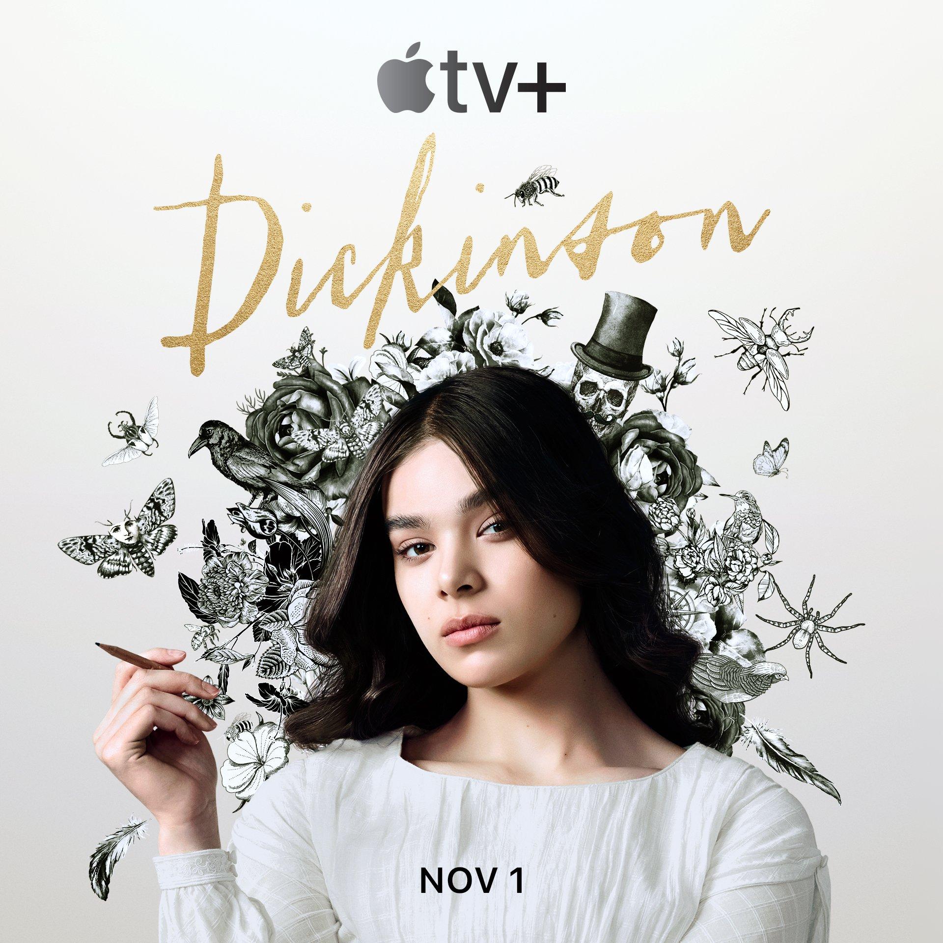 Дикинсон, постер № 1