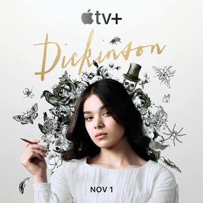 Постеры сериала «Дикинсон»