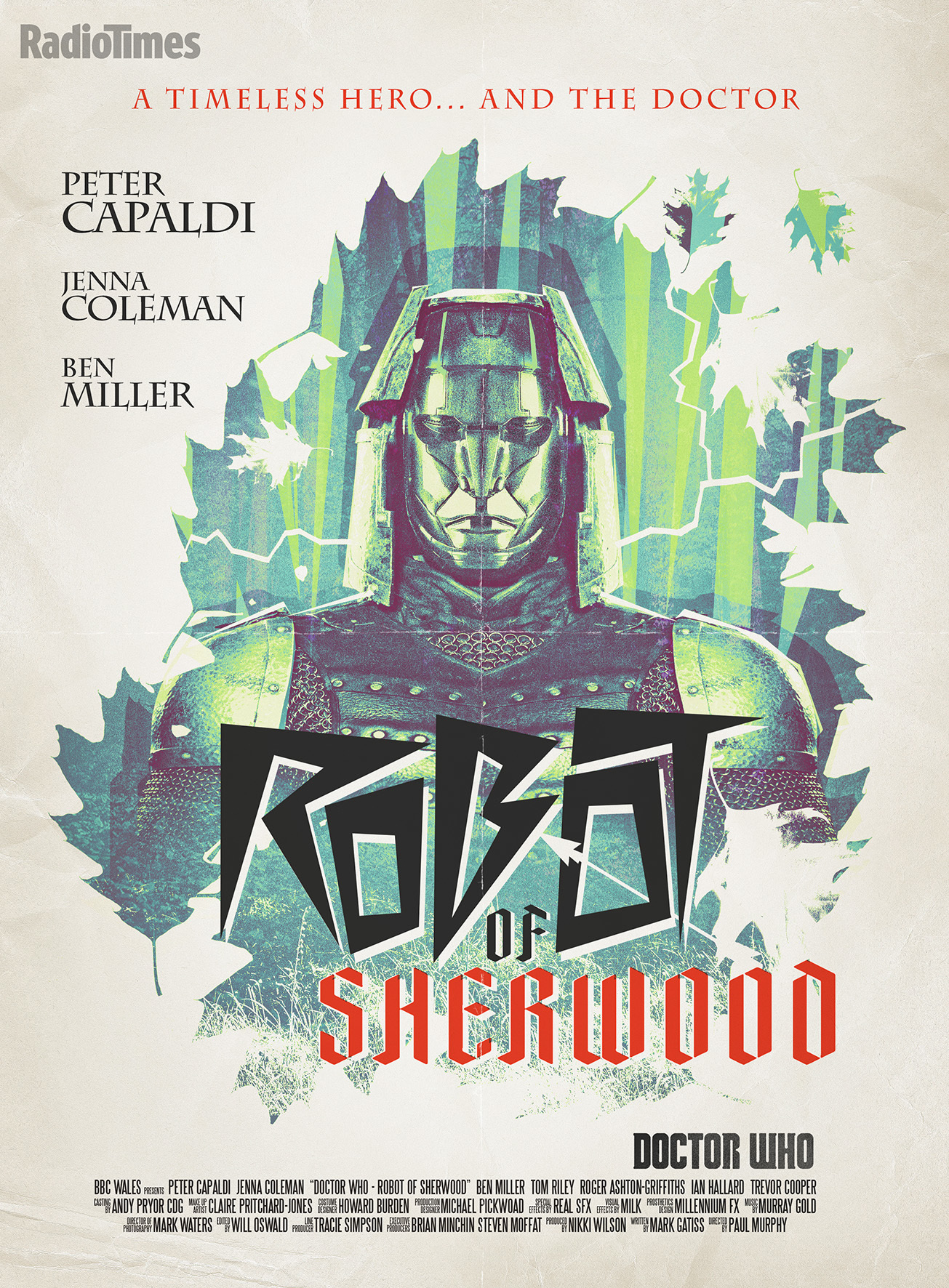Доктор Кто, постер № 37
