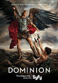 Постеры сериала «Доминион»