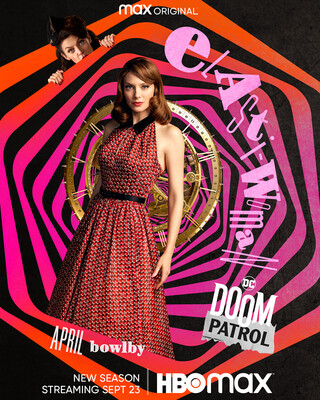 Постеры сериала «Роковой патруль»