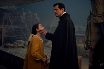 Кадры из сериала «Дракула»