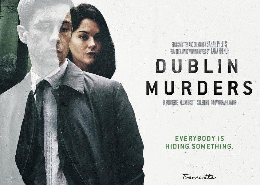 Дублинские убийства, постер № 1