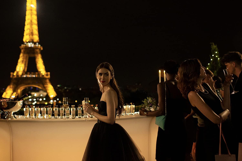 Эмили в Париже, кадр № 2