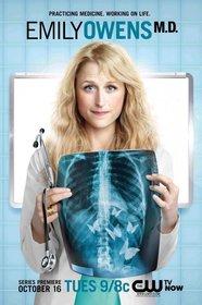 Постеры сериала «Доктор Эмили Оуэнс»