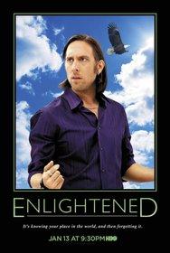 Постеры сериала «Просветлённая»