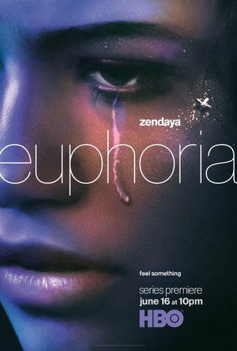 Постеры сериала «Эйфория»