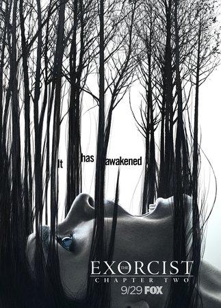 Постеры сериала «Изгоняющий дьявола»