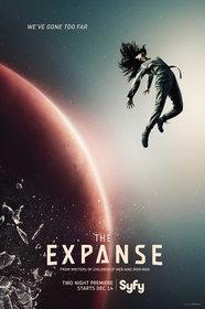 Постеры сериала «Пространство»