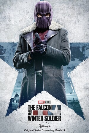 Постеры сериала «Сокол и Зимний солдат»
