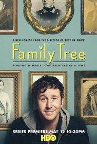 Постеры сериала «Семейное древо»