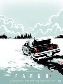 Постеры сериала «Фарго»