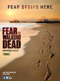 Постеры сериала «Бойся ходячих мертвецов»