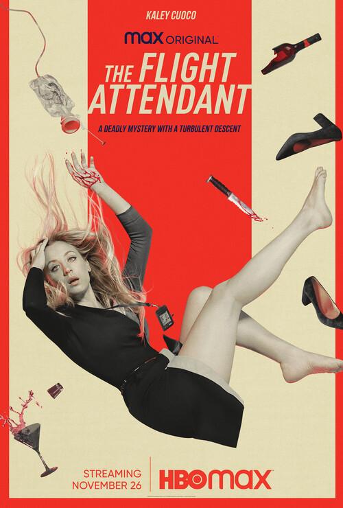 Постеры сериала «Стюардесса»