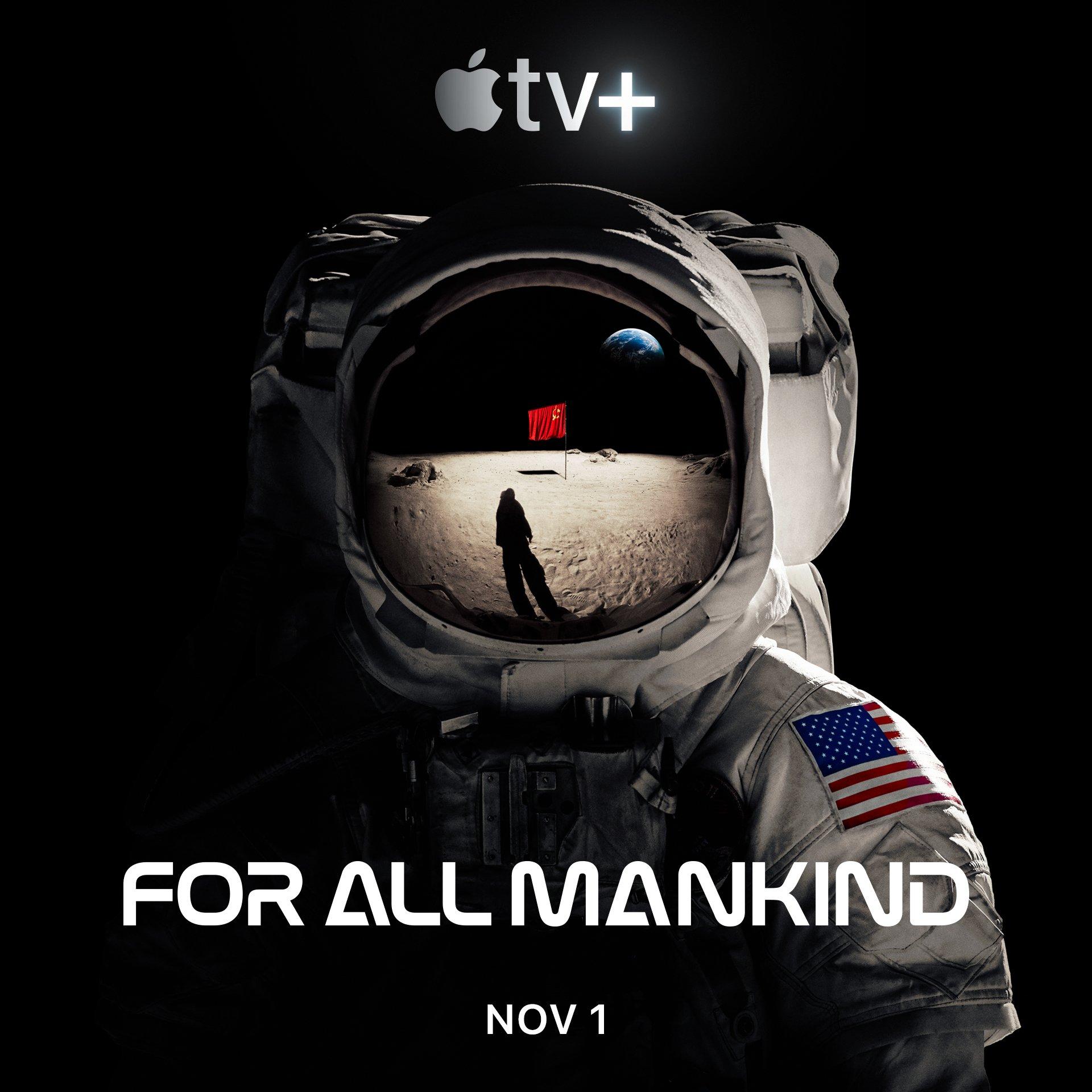 Для всего человечества, постер № 1