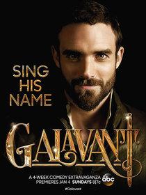 Постеры сериала «Галавант»