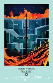 Постеры сериала «Игра престолов»