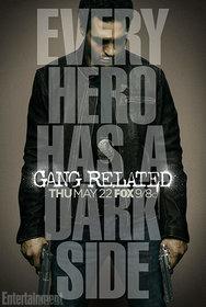 Постеры сериала «Преступные связи»