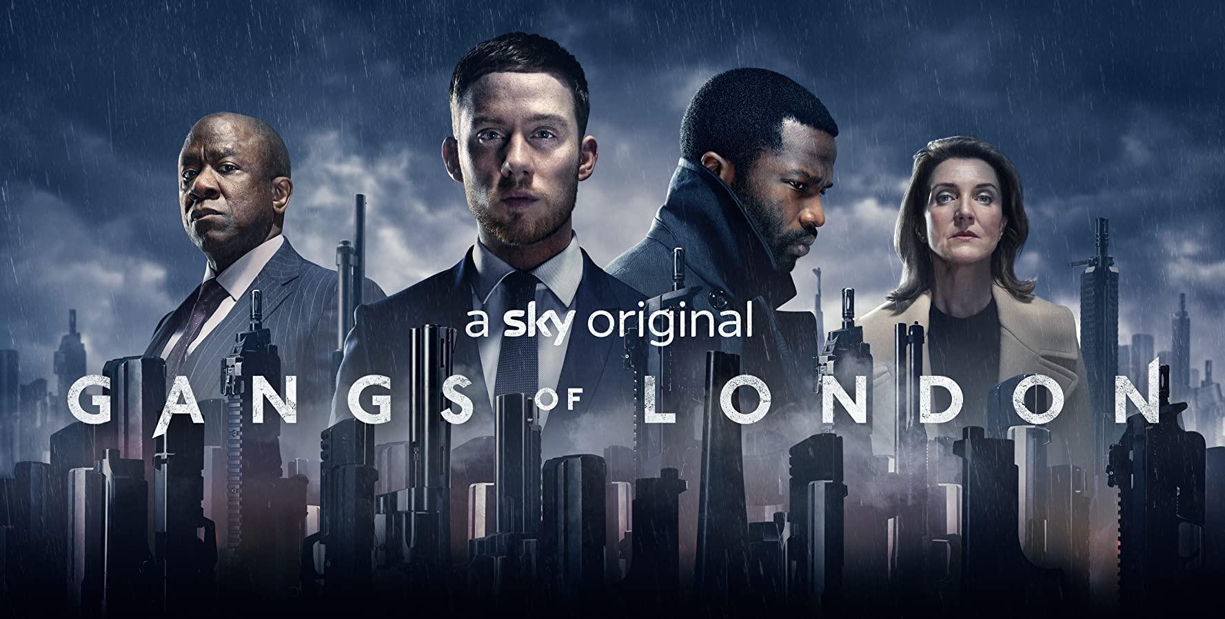 Банды Лондона, постер № 1
