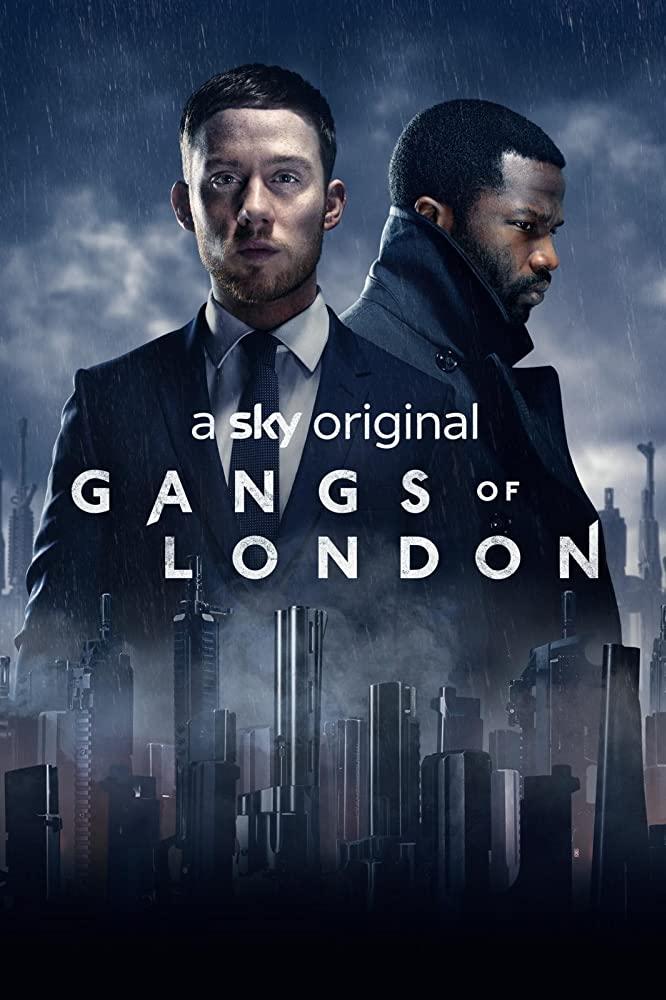 Банды Лондона, постер № 2