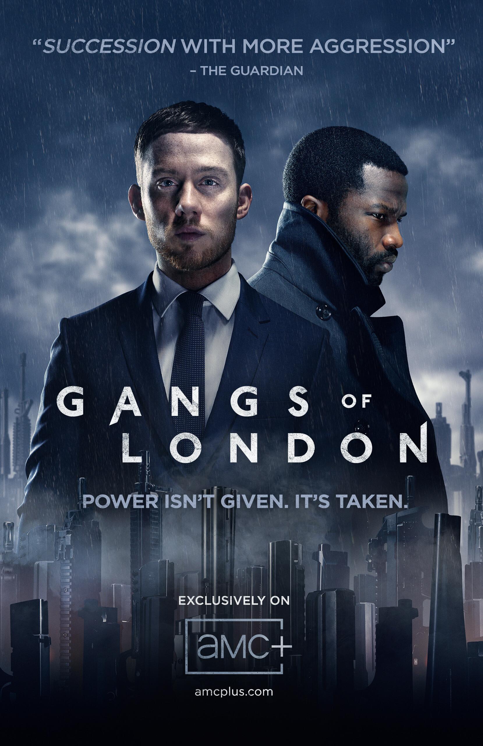 Банды Лондона, постер № 3