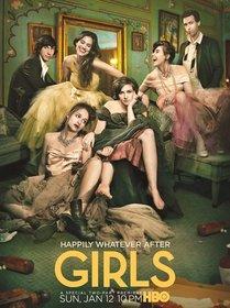 Постеры сериала «Девчонки»