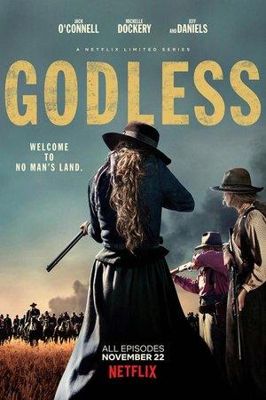 Постеры сериала «Забытые богом»