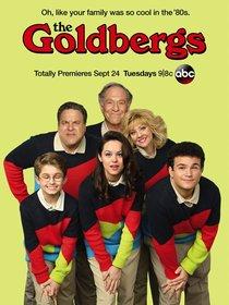 Постеры сериала «Голдберги»