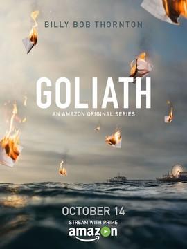 Постеры сериала «Голиаф»