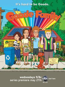 «Семейка Гудов» (The Goode Family)