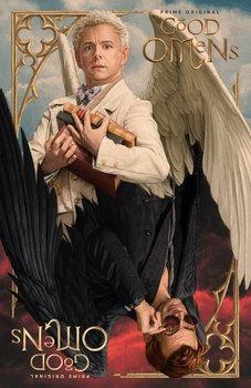 Постеры сериала «Благие знамения»