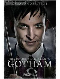 Постеры сериала «Готэм»