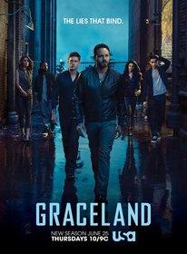 Постеры сериала «Грейсленд»