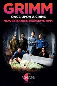 Постеры сериала «Гримм»